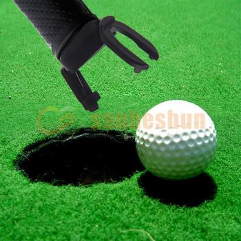 HOT New Golf Putter Pick Up Tool Golf Ball Retriever Putt Retriever Back Saver Gift for Glofer +Free/Drop shipping