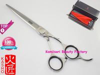 Professional 6 inch KASHO KM60 Barber Hair Cutting Scissors Japanese VG10 Steel,Hot Selling High Quality Hairdresser Salon Tools