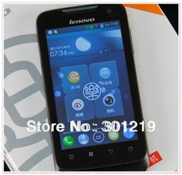 Stock  Lenovo A789  MTK6577 Dual core Android 4.0   GPS 3G  WIFI Multi Language Russian Spanish Phone