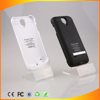 3200mAh External Battery Case for S4 Charger Case for Samsung Galaxy S4 i9500