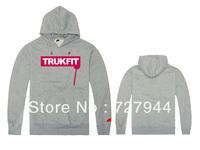 Trukfit Hoodies Men's fashion long sleeve winter clothing sportswears 6 styles long sleeve Free Shipping Size S-XXL