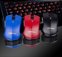 Free Shipping Wireless Mouse laptop power king  Promotion Wholesale