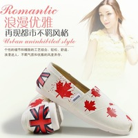 Free shipping New arrived multitudinous canvas flat shoes, low price comfortable fashion men women flats KE035 sandles