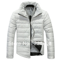 Men's down jacket Winter overcoat Outwear Winter jacket wholesale 7 colors, M-XXL, Free drop shipping