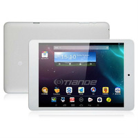 Soxi X79 Quad Core Tablet PC A31 7.9 Inch IPS Screen Android 4.2 1G Ram 4K Video Silver