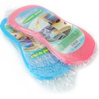 qc006-1  HOT 1pcs 22*10*4cm 40g Magic sponge Eraser/Cleaner cleansing multi-functional sponge for Cleaning / Washing
