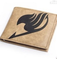 Free shipping    Authentic fairy tail sales men wallet anime peripheral gretna YiLouSha Lucy