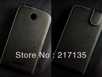 New arrived, quantity is limited, 2013 new item high quality PU flip leather case for Lenovo A760 + GIFT