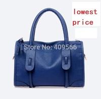 Women's Handbag 2014  Winter Fashion High Quality PU Leather Shoulder Bag for Women Totes Designer Messenger Bags FREE SHIPPING