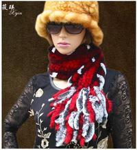 popular rex rabbit scarf