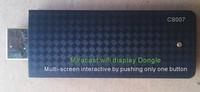 Newest CS007 Miracast wifi display Dongle iPush AirPlay DLNA Wifi Display Wireless HDMI Multi-screen Interactive 10pcs/lots
