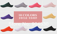 WHOLESALE autumn -summer socks men & women,good cotton grain short ankle sock various colors High quality healthy-fashion