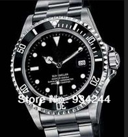 2013  luxury oyster perpetual sea dweller men automatic watch deep GMT II 116710LN  watch stainless steel mens dive watches