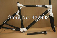 ON SALES,Fork+frame+Seat Post+Clamp+Headset,2013 white BMC frame carbon road  carbon road bike Frame53cm/54.5/56/57.5cm