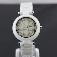 2013 fashion new arrival lady's ceramic watch