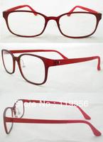 Free Shipping 2013 Good Quailty New Arrive TR-90 Ultralight Super Soft Eyewear Frames Women ZM02