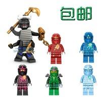 Children Gift Classic Toys Ninja Block Star wars Action figure Super hero Educational Building Blocks