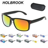 2014 NEW With box sports Sunglasses Men Holbrook Outdoor Sport sun glasses lenses Riding Cycling goggles Specs UV400 LENS brand