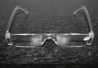 TEN PAIRS plexi glass transparent reading glasses+1 +1.5 +2 +2.5 +3 +3.5 +4   033