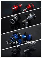 M10 CNC swing arm spool red fit for zx6r zx10r zx9r zrx1100