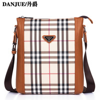 2013 Men's vintage fashion shoulder bag messenger bag casual bag
