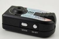 Hd mini camera mini dv metal shell belt clip mini camera