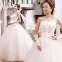 Free shipping best selling 2013 new design Wedding Dresses