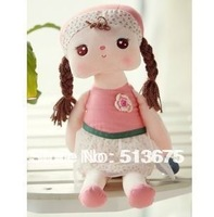 Free Shipping 2014 New Metoo rabbit angela girl plush doll toy 40cm doll plush doll child gift soft toys baby