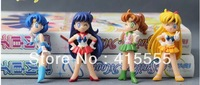 Japan toys dolls  original BANDAI sailor moon hand office furnishing articles doll collection model  Action & Toy Figures