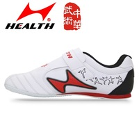 high quality adult child taekwondo shoes breathable material wear-resistant cow muscle outsole size 29-44
