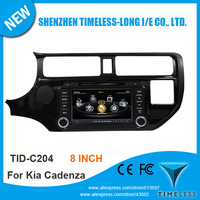 Timeless-long A8 Chipset 3G WiFi Car DVD Player For KIA K3 With GPS Navigation Radio Bluetooth iPod Support DVR With Free Map