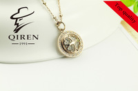 high quality 2013 NEW arrival pendant long necklace well match QR-119