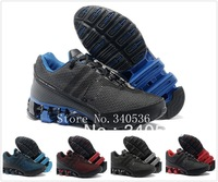 Free shipping 2013 new men's P5000 athletic shoes height increasing bounce athletic shoes sports running shoes for men 40-46
