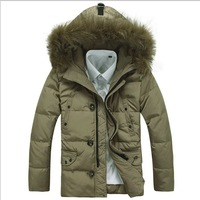 Free shipping NEW 2013 mans jackets and coats winter brand thickening men coats winter fashion  ZHJ329