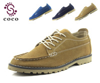 2013 new fashion Suede Sneakers for Men British Stylish Male Top Quality Men Shoes Breathable Leisure Flats Shoes