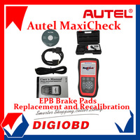 [Authorized Distributor]Original Autel MaxiCheck-EPB Brake Pads Replacement and Recalibration