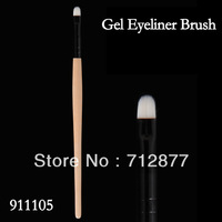 High Quality Gel Eyeliner  Brush Superfine Synthetic Hair Antiallergic Makeup Brush Free Shipping