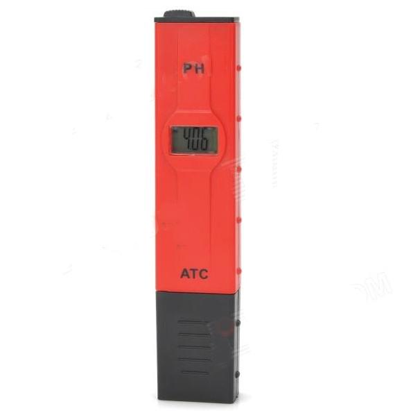 "Free Shipping PH-2011 0.8"" 4-Digit LCD High Precision PH Meter Test Pen w/ Back Light (4 x AG13)(China (Mainland))"