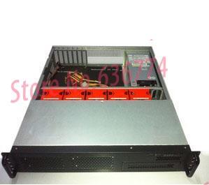 2u server guoxin hot pluggabel computer case rm2006-550-a industrial computer case dual cpu motherboard(China (Mainland))