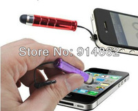 2013 hot sale Plastic Capacitive Touch Pen Stylus For iPhone iPod Touch iPad 1000 PCS /DHL lots free shipping cost