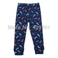 FREE SHIPPING B3933# Nova kids wear 18/24m-5/6yrs 5pieces/lot print long cartoon pants for baby boys
