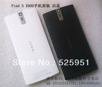 Original new back cover battery housing door black white l for OPPO Find 5 x909 ,  free shipping