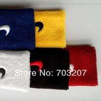 Free shipping(12pcs/lot)Roger Federer Sport Bracers/Wristbands-pcs/tennis racket/tennis racquet/Nadal wristband/basketball