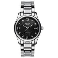Swiss Brand Kassaw Fully-automatic Mechanical Mens Watch Ultra-thin Waterproof Luxury Automatic Mens 18K Gold Watch