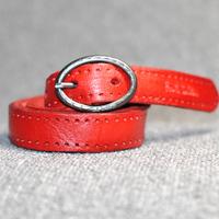 100% Genuine Leather New 2014 Women Vintage belt Fashion Brand Name For girls' dresses Woman Thin Straps Cinto Ceinture  WBT0025