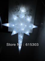 Good quality LED  Light Christmas with cornerLED Icicle Light blue white change color