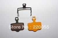 bicycle disc copper-majority  new formula friction material brake pads for Avid Elixir AVID Elixir E1/3/5/7/9 ER/CR sram xo xx
