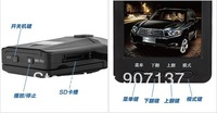 "Cheap 90 degree Night vision 2.5"" Color LCD 6 IR LED Car DVR Camera Recorder Recorder H198 dhl free shipping"