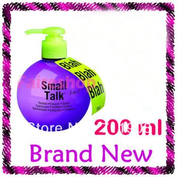 Tigi Bed Head Small Talk Tigi baby elastic melanin in egg cream 200ml Стиль hair ...