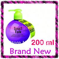 Tigi Bed Head Small Talk Tigi baby elastic melanin in egg cream 200ml style hair treatment hair care product